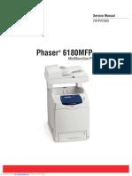 Xerox Phaser 6180mfp