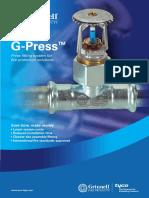 TYCO Fiche Produit Grinnel G Press