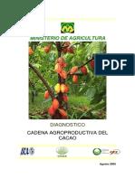 Cadena Agroproductiva de Cacao