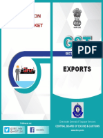 Cbec Released Faqs on Exports Msme and Textiles Sectors Under Gst