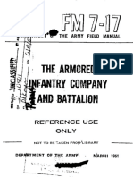 FM7-17 The Armored Infantry Company and Battailon