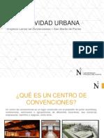 Centro de Convenciones Analisis Arquitectonico Urbano Parte i