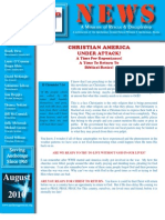 September 2010 Anchorage Gospel Rescue Mission Newsletter