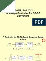 EE462L PI Controller PPT