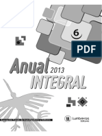 Boletin Nº 6 Anual Integral 2013