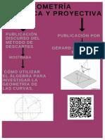 Geometria Analitica y Proyectiva