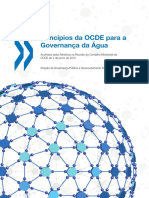 OECD Principles Water Portuguese