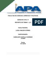 Derecho Civil Vi Gamalier Castillo Tarea 1