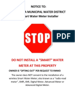 Do Not Install SM Sign RMWD as Word doc