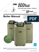 Ultra Series 3 Boiler Manual