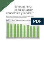 Fuente 1 La Mujer en El Perú Comercio