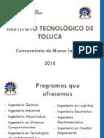 Convoca Toluca