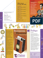Libro Ficha Promocional
