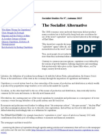 Socialist Studies 97