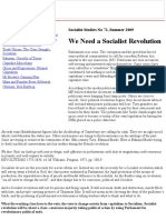 Socialist Studies 72