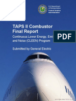 TAPS II Public Final Report