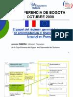 Sistema salud Francia