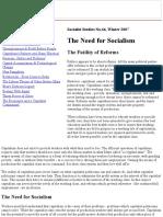 Socialist Studies 66