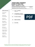2018-01-25 Board of Directors - Full Agenda-1093