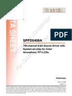 SPFD5408A.pdf