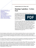 Socialist Studies 98