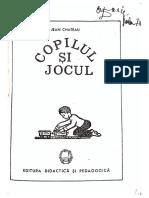 Chateau-Copilul si jocul.pdf