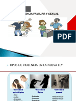 Violencia Familiar Comunidad Educativa