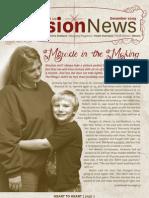 December 2009 Spokane Union Gospel Mission Newsletter