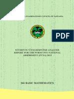 041 Basic Maths