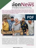 February 2010 Spokane Union Gospel Mission Newsletter