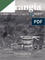 Trangia - Manual