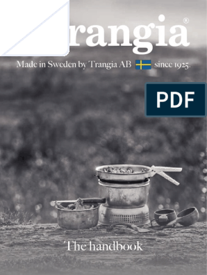 Trangia Multi Disc Pan Tapa