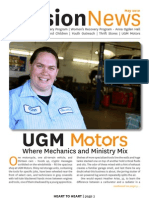 May 2010 Spokane Union Gospel Mission Newsletter