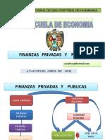 Finanzas Privadas y Publicas