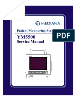 Mediana YM5500 - Service Manual