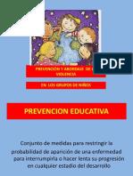 6 -Talleres Sobre Prevención y Abordaje de La Violencia