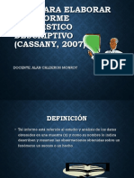 Informe Estadistico Descriptivo (Secundaria)
