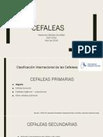 Cefaleaspptx