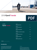 Trends 2018 - FJORD