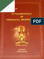 Fundamentals of Vipassana Meditation