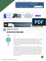 Failed the Civil FE - The FE Exam - Engineer Boards