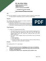 Workshop on Operation Maintenance of Boilers in Power Plants