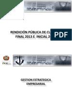 Presentacion ENDE