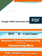 22301167 16554111 BPO Training Presentation