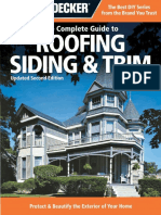 Black & Decker The Complete Guide to Roofing Siding & Trim+OCR