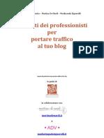 I Segreti Dei Professionisti Per Portare Traffico Al Tuo Blog