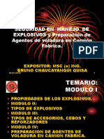 Curso de Seguridad en Explosivos-modulo i