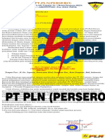Surat Recruitment Pt.pln (Persero)-Denpasar