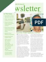 Group 48 Newsletter - September 2010