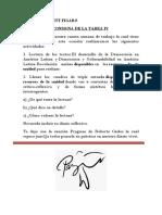 Reporte IV Educacion Para La Paz Damaris